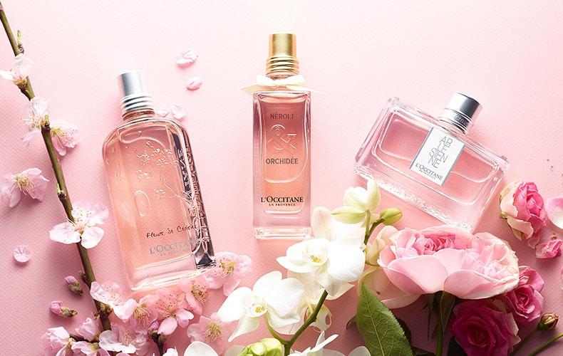 Floral women's fragrances - L'Occitane