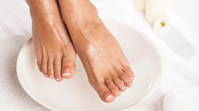 How To Care For Your Feet