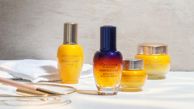 Your L'OCCITANE Skincare Mixology